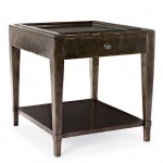 BERN Vintage Patina End Table
