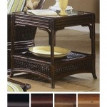 BRX Calypso End Table