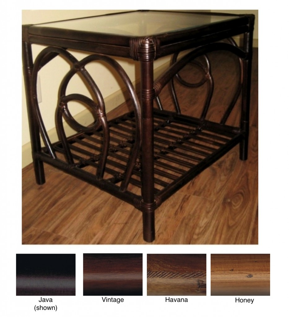BRX Cotton House End Table
