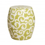 EMI Floral Garden Stool / Spot Table