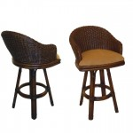 LAC Thomas Swivel Bar/ Counter Stool