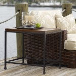 LHB Ocean Reef End Table
