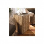 PAD Bamboo Side Table