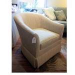 SHE Hamoa Swivel Chair