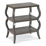 CTHSH Bamboo Chair Side Table