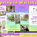 April – Wailuku First Friday!