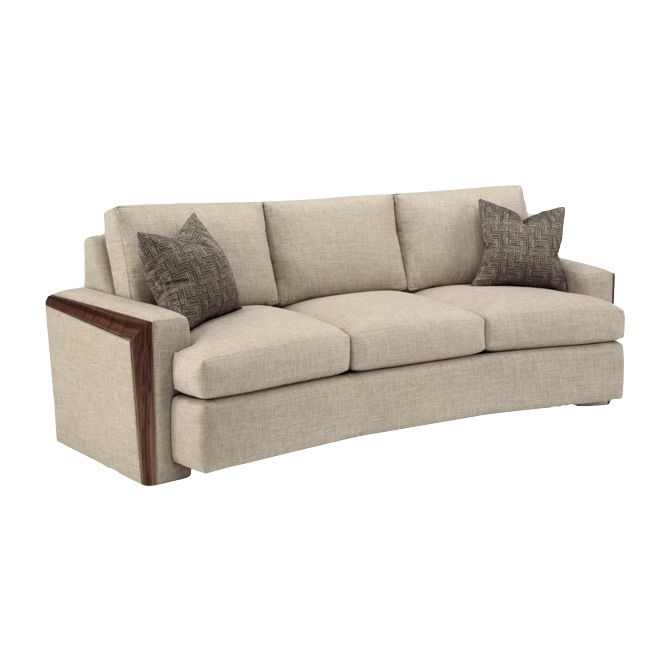 Brj Reeves Curve Sofa