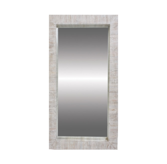 STA Driftwood Floor Mirror | Swan Interiors